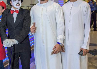 mime show.www.uaecircus.com16