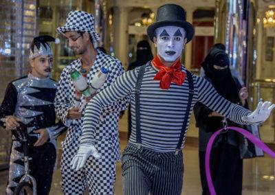 mime show.www.uaecircus.com18