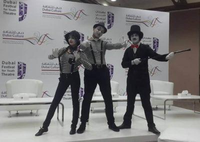mime show.www.uaecircus.com4
