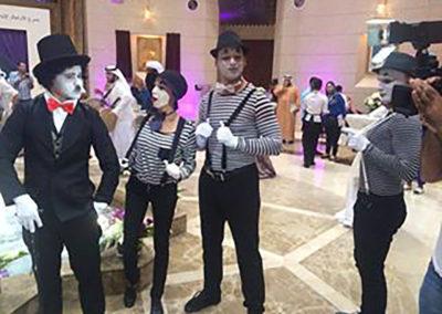mime show.www.uaecircus.com5
